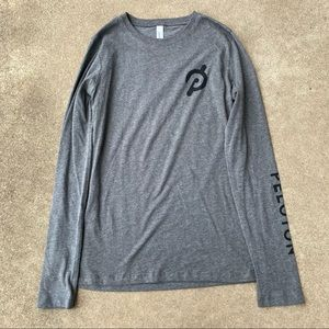 Peloton Long Sleeve Graphic Tee